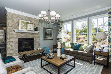 Easy Tips On How To Decorate An Open Floor Plan