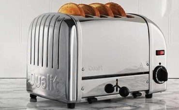 The Dualit Classic Toaster Range – You Can't Go Wrong With It!